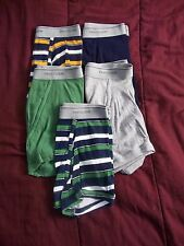 men's fruit of the loom short leg boxer briefs new size small