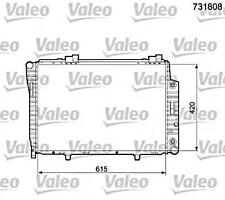 VALEO Engine Cooling Radiator Fits MERCEDES W210 W202 S210 S202 R170 1993-2011