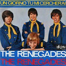 """THE RENEGADES UN GIORNO TU MI CERCHERAI M- EX 7"""" ITALY AR 0112"""