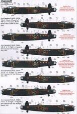 Xtradecal 1/72 Avro Lancaster B. II 1943 # 72176