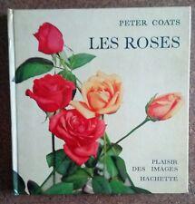 """""""LES ROSES"""" PETER COATS"""