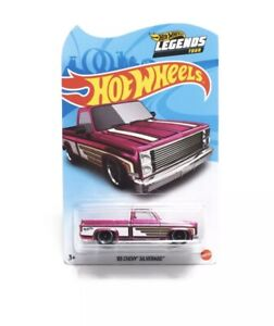 *ORDER CONFIRMED* 2021 HOT WHEELS LEGENDS TOUR '83 CHEVY SILVERADO