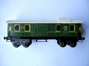Trix Express Pack wagon 20/151 Pre-War 1935-36