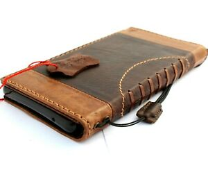 Genuine Leather Case for Google Pixel 6 Pro Book Vintage Wallet Cover football