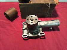 NOS 71-75 CHEVROLET VEGA WATER PUMP GM 3987372