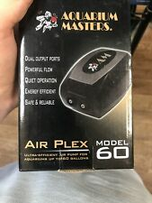 Aquarium Masters Air Pump tanks Up To 60 Gallon High Quality #SHOPSMALL 2 Outlet