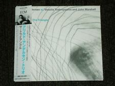 Arild Andersen w Vassilis Tsabropoulos & John Marshall The Triangle Japan CD ECM