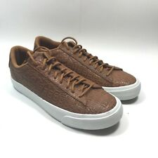 Nike Blazer Studio Low Brown Shoes Mens Size 10 NEW 880872 700