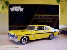 1:43 GMP 1970 Yenko Deuce Chevrolet Nova LT1 350, Yellow