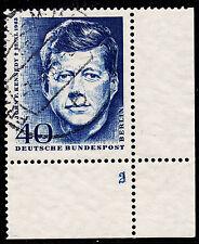32) Berlin 241 FN S2a1Alc Kennedy als seltene Formnummer Marke gestempelt RRR