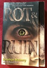 Rot and Ruin: Rot and Ruin 1 by Jonathan Maberry (2011, Paperback) Free shipping