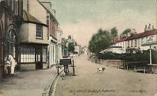 Budleigh Salterton. Fore Street # 3092 by JWS.