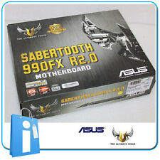 Motherboard ATX ASUS SABERTOOTH 990FX R2.0 Socket AM3 with Accessories