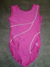 Vêtements justaucorps rose pour fille de 10 ans  ca3806fb854