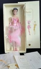 Silkstone Body THE SHOWGIRL Barbie Doll Gold Label Fashion Model Mint Condition