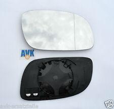 Spiegelglas Außenspiegel Spiegel rechts heizbar asphärisch, VW Touran 1T1 1T2