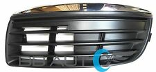 05-10 VOLKSWAGEN VW JETTA LH DRIVER SIDE FOG LIGHT COVER GRILLE W/ CHROME NEW