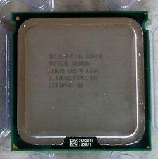 INTEL XEON PROCESSOR QUAD CORE E5410 CPU, 2.33 GHz, 1333 MHz FSB, SLBBC