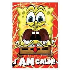 SpongeBob I Am Calm Magnet, TV & Film, Cartoons, Cool & Fun Gifts MAG176