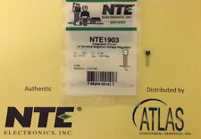 NTE NTE1903 IC-Vltg Reg, New, -12V, 100mA