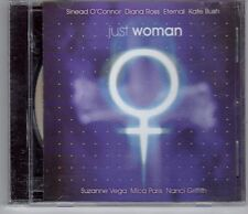 (EJ476) Just Woman, 20 tracks various artists - 2000 CD
