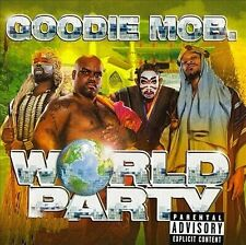 Goodie Mob : World Party CD (2000)