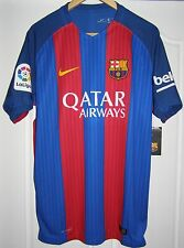 Camiseta Barcelona 2016 - 2017 PLAYER ISSUE match shirt MESSI 10 size XL jersey