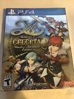 Ys Memories Of Celceta   Timeless Adventurer Edition Playstation 4 2020 New