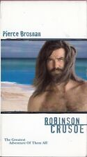 Robinson Crusoe:  * Pierce Brosnan  A Great Adventure Film VHS