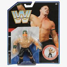 WWE JOHN CENA RETRO ACTION MATTEL SERIES 1 WRESTLING FIGURE WRESTLER