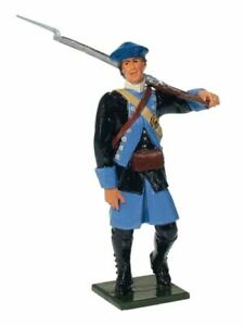 Britains #43088 Bluecoats, Independent Company of Ranger (Gorhams) -1759