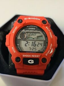 Casio G-SHOCK G7900A Digital Red Men's Watch Shock Resistance New In Metal Box