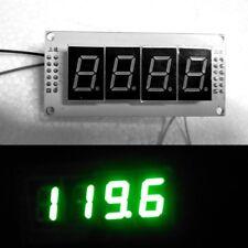 Digital display LED AM, FM radio receive frequency counter meter dc 9V-12V