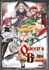 QUEEN'S BLADE: BEAUTIFUL WARRIORS - DVD - Region 1 - Sealed