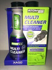 Xado ATOMEX Multi Cleaner Benzin-Autogasmotoren - Reinigt das Kraftstoffsystem