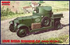 WW I BRITISH ARMOURED CAR PATTERN 1920 MK.I (ROLLS ROYCE CHASSIS)#731 1/72 RODEN