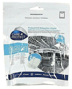 6 MONTHS SUPPLY OF DISHWASHER CLEANING TABLETS DEGREASE SANITISE   35601799