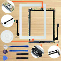 For iPad 3 A1416 A1403 A1430 Touch Screen Glass Digitizer Display Replacement
