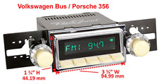 San Diego Classic DAB Vintage Style Car Radio for Porsche 356 or VW Bus