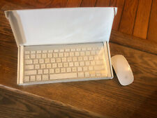apple  keyboard  and magic mouse —Wireless