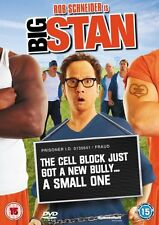 Big Stan [DVD] Rob Schneider, Josh Lieb Brand New and Sealed