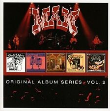 MAN ORIGINAL ALBUM SERIES VOLUME 2 5CD ALBUM SET (2014)