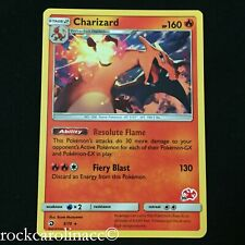 Charizard NON HOLO RARE BATTLE ACADEMY STAMPED PROMO 3/70 (NM/M) Dragon Majesty