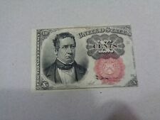 UNITED STATES FRACTIONAL CURRENCY 10 CENTS USA /2