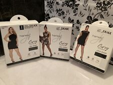 Hanes Hosiery. 3X / 4X Curvy Comfort Day Silky & Ultra Sheer SET OF 4 (3 boxes)