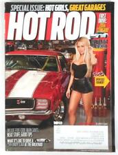 Hot Rod Magazine October 2013 2014 Stingray Hot Girls Great Garages 59 Roadster