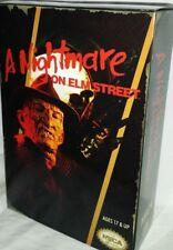 MISP NECA Video Game NES FREDDY KRUEGER Nightmare Elm Street 8-bit horror figure