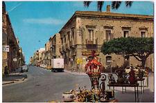 CARTOLINA SICILIA - MESSINA - S. STEFANO DI CAMASTRA 3219