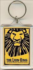 The Lion King. The Musical. Keyring / Bag Tag.