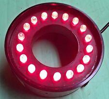 LED ULTRA LIGHT RL01A-00AA LIGHT RING AUGUST TECHNOLOGY 12V w/intensity control
